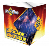 Brocade King Blue